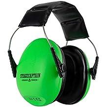 Stagecaptain ContraNoise CN-25 Kids Auriculares de protección auditiva en verde
