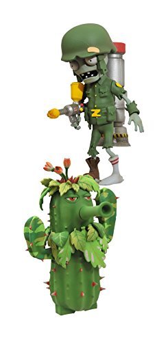 Plants vs Zombies Garden Warfare Select Ghille Cactus Action Figure
