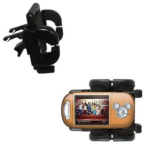 Disney High School Musical Mix Stick MP3 Player DS17019 Cradle-Lüftungshalterung Einzigartige Autohalterung mit Lüftungsklemmen mit Garantie auf Lebensdauer