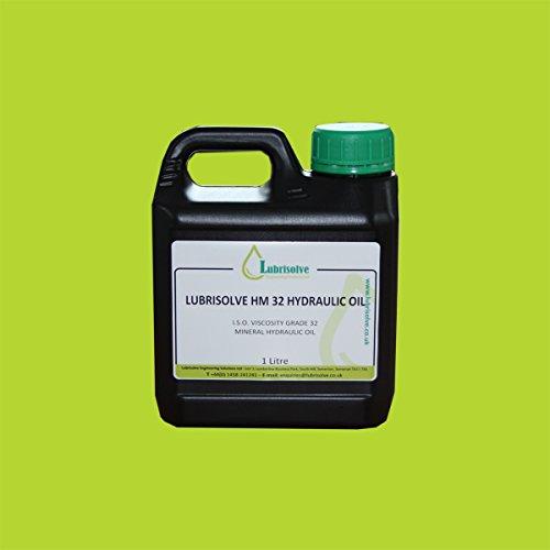 lubrisolve-HM-32-idraulico-olio
