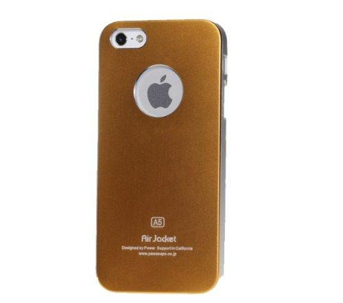 Monkey cases ® iPhone 4/4s coque de protection en aluminium pour téléphone portable-doré