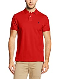 Ralph Lauren Small Logo Shirt, Polo Homme