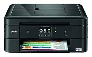 Brother MFC-J880DW Multifunktionsdrucker 128 MB 12ppm/sw 6000dpi A4