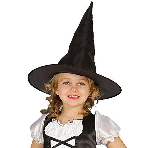 Fiestas Guirca GUI13220 - Kinder-Hexenhut (Für Kostüme Kleine Leute)