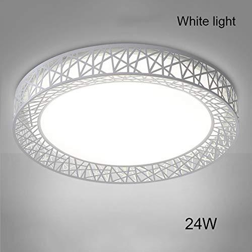 Coomir LED Ceiling Light Bird Nest Round Lamp Modern Fixtures for Living Room Bedroom Kitchen