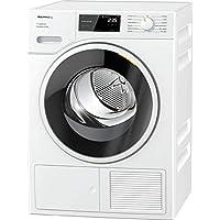 Miele TSF 643 WP ECOSPEED, Sèche-linge libre Installation, A+++, Pompe à chaleur, Charge avant, 8 kg, Blanc