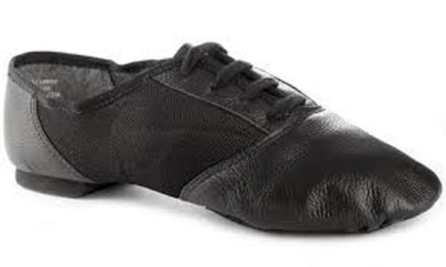 458-capezio-split-sole-jazz-nino-negro-us-tamano-35-talla-1-new