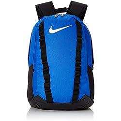 Nike Brasilia 7 Backpack Mochila, Hombre, Azul (Game Royal/Black/White), M