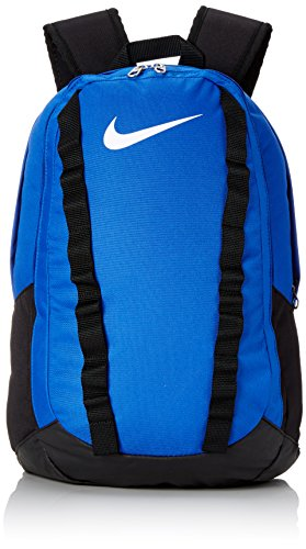 Nike Brasilia 7 M Rucksack, Game Royal/Black/White, 14 x 32 x 45 cm