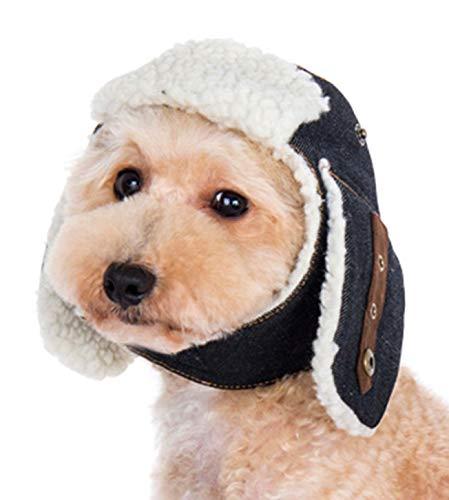 Tier Trapper Kostüm - DOGO DESIGN Dogge Trapper Mütze für