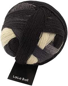 Laceball 100 Schoppel 100g  traumhaftes Lacegarn Farbe 2398  Lange Bank