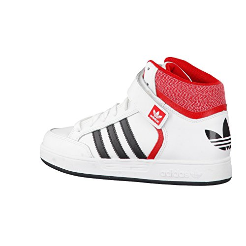 adidas Kinder Sneaker Varial Mid J CBLACK/FTWWHT/DGSOGR