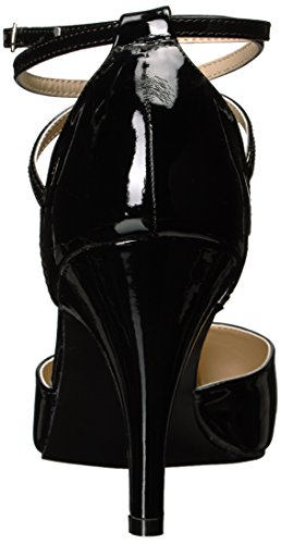 Pleaser Damen Dream-408 Pumps Schwarz (Blk Pat)