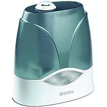 Olimpia Splendid 99580 Limpia Ion Umidificatore con Ionizzatore, Capacità 300 ml/h, Bianco/Grigio