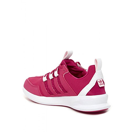 Adidas Kid's SL Loop Laufschuhe Rosa/Weiß