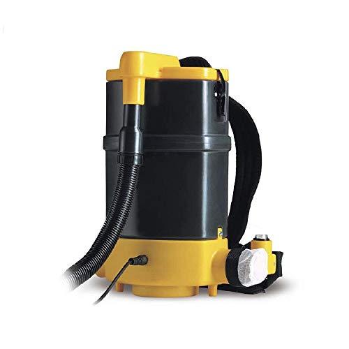 Eolo aspirapolvere a zaino professionale con soffiatura + kit accessori lp38 made in italy