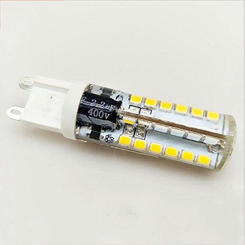 Preisvergleich Produktbild OOFAY Corn Light@ G9 LED Lampe 5W Kaltes Weiß LED Leuchtmittel Nicht Dimmbar Ersatz Für 50W Halogenlampen 400Lumen 6000K 220-240V AC 360 Grad Winkel Glühlampe,10Er Pack [Energieklasse A++]