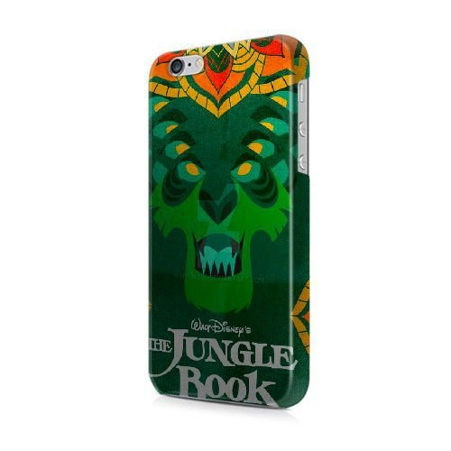 "COUTUM iPhone 6/6S (4.7"" Version) Coque [GJJFHAGJ63814][TWENTY ONE PILOTS TOP CLIQUE BLURRYFACE THÈME] Plastique dur Snap-On 3D Coque pour iPhone 6/6S (4.7"" Version) THE JUNGLE BOOK - 026"