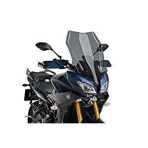 Puig Touring Dome 9725F for Yamaha MT-09 Tracer 18