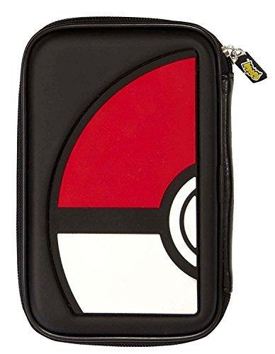 Estuche rígido con dibujo Pokémon para la nueva Nintendo 3DS XL / 3DS XL | Con compartimentos | Diseños a elegir…