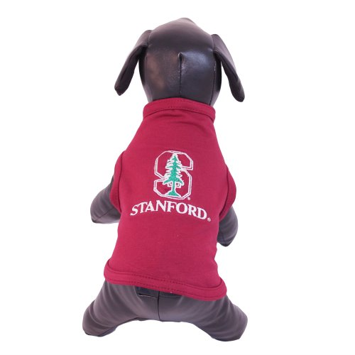 Artikelbild: NCAA Stanford Cardinal Cotton Lycra Dog Tank Top, X-Large