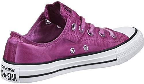 Converse All Star Ox Jungen Sneaker Pink Magenta Glow/Black/White
