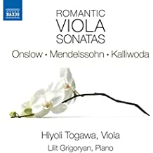 Romantische Violasonaten [Import allemand]