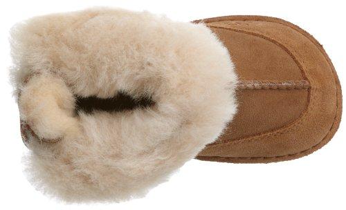 UGG Boo, Chaussures de Football Mixte Enfant Marron (Chestnut)