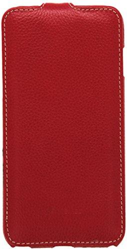 Melkco 4895158682446 Jacka Typ Premium Leder Tasche für Apple iPhone 6 Pro 14 cm (5,5 Zoll) rot