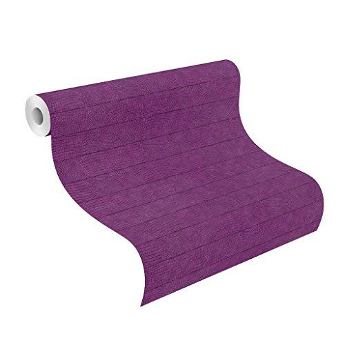 Rasch Tapeten VliesTapete Kollektion Cosmopolitan, violett, 575682