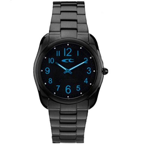 Chronotech CT7170M_23M - Reloj Analógico Para Hombre, color Negro