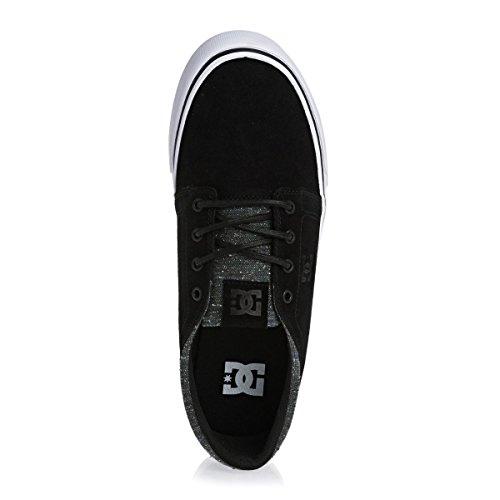 DC Shoes Trase le - Chaussures Pour Homme ADYS300391 Black/Armor/Black