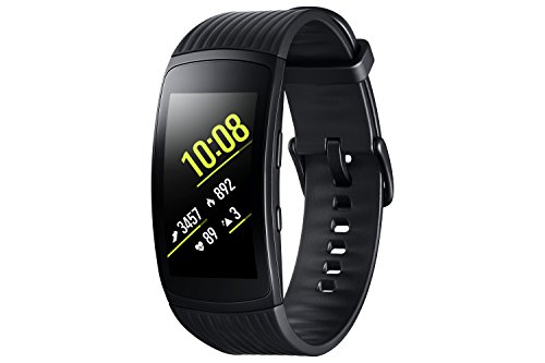 Samsung Gear Fit 2 Pro - Pulsera de color negro