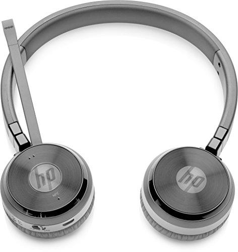 HP W3K09AA Cuffie Duo Wireless UC
