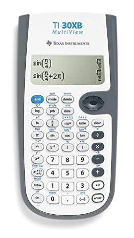 Texas Instruments Calculatrice TI 30 XB