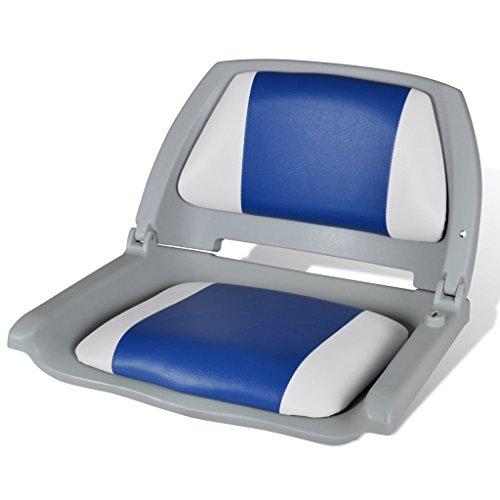 Festnight Klappbar Bootssitz Bootsstuhl Steuerstuhl Ang…   00797566475808