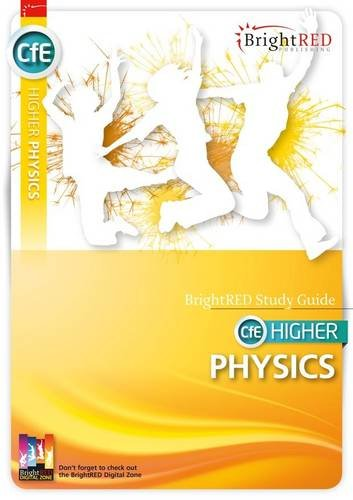 CfE Higher Physics (Bright Red Study Guide)