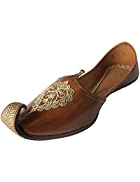 dc2706e1b132e Amazon.in: Ethnic Footwear: Shoes & Handbags