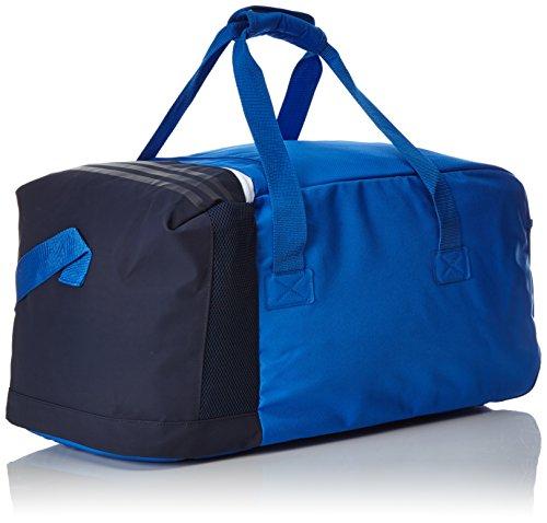 adidas Unisex Tiro M Team-Tasche Blue/Collegiate Navy/White