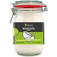 Organic Raw Virgin Mituso Coconut Oil 1 Litre (1 X 1000 ml)