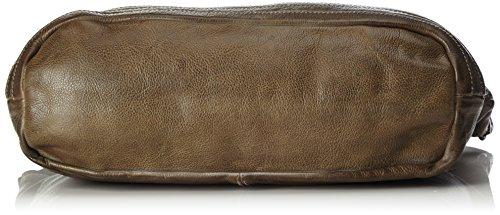 Borsa A Tracolla Da Donna Pickpocket Td0889, 12x28x40 Cm Verde (verde Mare)