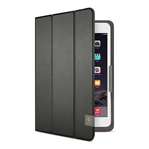 Belkin Universal Trifold Schutzhülle (für Tablets, Apple iPad mini 1-4, Samsung Galaxy Tab A (8 Zoll), Samsung Galaxy Tab S2 (8 Zoll)) schwarz