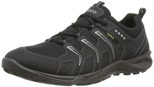 ECCO Terracruise Men's Scarpe Sportive Outdoor, Uomo, Nero(Black/Black 51052), 41 EU