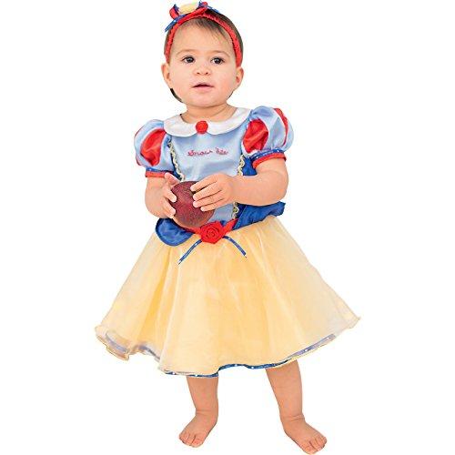 �m für Babys/Kleinkinder, ab 2Jahren (Schnee Prinzessin Kostüm Kleinkind)