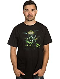 Lord of Outland X-Large Tee Shirt Warcraft