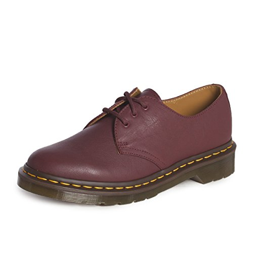 Dr.Martens Womens 1461 3 Eyelet Virginia Leather Shoes