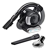 BLACK+DECKER Dustbuster Flexi 18V Li-Ion Cordless Handheld Vacuum with Pet Hair Cleaning Tool