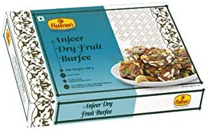 Haldiram's Nagpur Anjeer Dryfruit Burfee - 400 gms