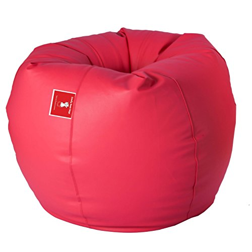 Comfy Bean Bag - Size Xxxl - Without Fillers - Cover Only (Pink)  available at amazon for Rs.549