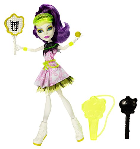Mattel Monster High BJR13 - Sport ist Mord Spectra, (High Sport Monster)